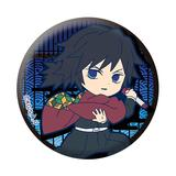 Demon Slayer: Kimetsu no Yaiba: Cloth Can Badge Collection Vol.2 1 Box 9pcs