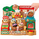 Anpanman Let's Bake in the Hearth Uncle Jam's Freshly Baked Bread Factory