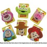 Toy Story: Plush Toy Badge Lots-O'-Huggin' Bear Face