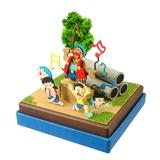 Miniatuart Kit Doraemon mini Gian Recital