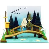 Miniatuart Kit Moomin mini Moominvalley River