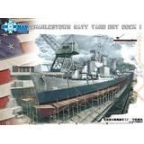 1/700 Charlestown Navy Yard Dry Dock 1