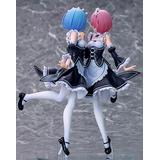 1/7 Re:ZERO -Starting Life in Another World-: Rem & Ram Twins Ver. PVC