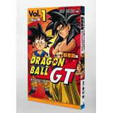 Dragon Ball GT Evil Dragon Edit Anime Comics #01