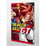 Dragon Ball GT Evil Dragon Edit Anime Comics #03