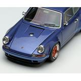 1/64 Singer 911 (964) Coupe Ice Blue Metallic