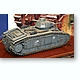 1/35 Battle Tank B1 bis (German Type)