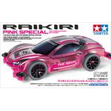 Raikiri Pink Special (Polycarbonate Body) (MS Chassis)