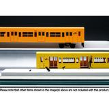 1/100 Architectural Model Accessories Series Set Special Edition JR 201 Series Sobu Line (Local) Ed. Canary Yellow x Black