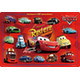 Cars Friends Of Cars 60pcs 26 x 37.5cm