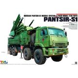 1/35 Russian Pantsir-S1 Missile System