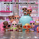 L.O.L. Surprise! Eye Spy Lil Sisters Vol.2 (1pcs)