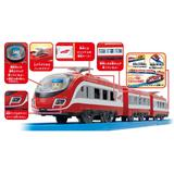 Plarail: Rails! Railroad Car! Scenes! 60Th Anniversary Best Selection Set