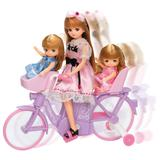 Licca-chan: LF-05 Easy Going Out! Electric Bicycle