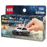 Light & Sound Tomica Toyota Crown Police Car