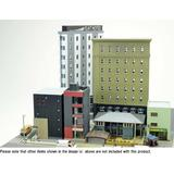 1/150 Building Collection: 164 Thin Building B