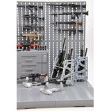 1/12 Little Armory (LD025) Gun Rack E