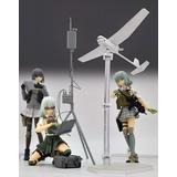 1/12 Little Armory [LD032] Unmanned Aerial Vehicle & Equipment Set