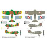1/48 Polish Air Force Pzl P.7A Fighter Full Resin Kit (Limited Edition)