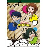 My Hero Academia: Toji-colle Aerial Training Jump Clear File Character Pattern