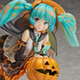 Hatsune Miku: TRICK or MIKU illustration by Hidari