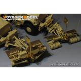 1/35 Current US Army Spark Mine Roller Upgrade Set (For Panda Hobby TK-09)