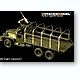 1/35 WWII U.S. GMC 2.5ton 6x6 Cargo Truck Detail Parts (for Tamiya)