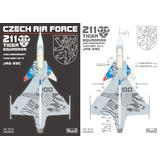 1/48 Czech Air Force JAS-39C Gripen 100th Anniversary Decal