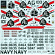 1/48 US Navy Phantoms VF-41