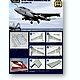 1/48 EA-6B Prowler Airbrake & Flap Set (for Kinetic)
