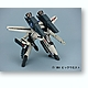 1/60 VF-1A Maximilian Jenius w/ Super & Strike Parts