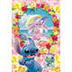 Prism Art Jigsaw Puzzle: Disney - Dream Window -Stitch- 70pcs