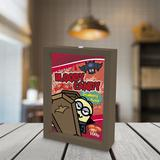 Jigsaw Puzzle Petit Light: Minion : Monsters Bloody Candy 99pcs 10 x 14.7cm