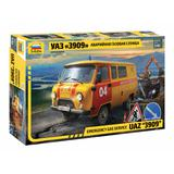 1/43 Emergency Gas Service UAZ 3909