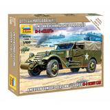 1/100 Armored Car M-3 Scout